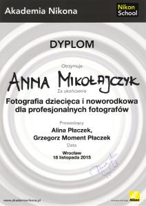 Akademia Nikona Fotografia Dziecięc i Noworodki